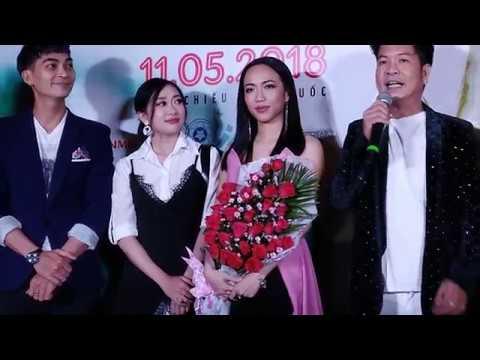 0 Nam Thư, Anh Tú, BB Trần rủ nhau đến chúc mừng phim mới của Diệu Nhi