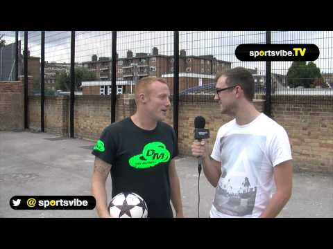 Dan Magness Interview - Freestyle Football, Liverpool And His TV Career