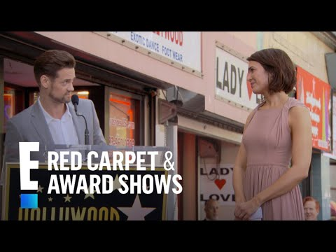 Shane West Surprises Mandy Moore at Walk of Fame Ceremony | E! Red Carpet & Award Shows