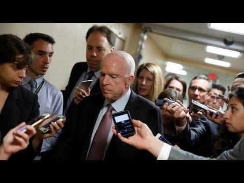 Νέο «όχι» Μακ Κέιν στην κατάργηση του Obamacare