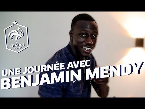 Video Equipe de France : Une journée avec... Benjamin Mendy I FFF 2018 download in MP3, 3GP, MP4, WEBM, AVI, FLV January 2017