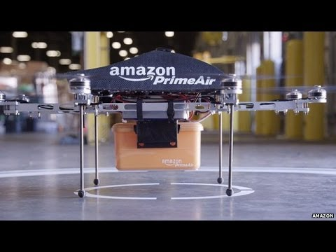 Can Amazon drones Octocopters deliver Pets