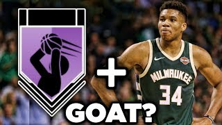 How DOMINANT Would GIANNIS ANTETOKOUNMPO Be If He Had CURRY'S RANGE/SHOOTING ABILITIES?