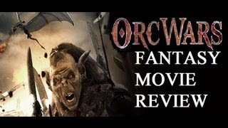 Nonton ORC WARS ( 2013 Adam Johnson ) aka DRAGONFYRE Fantasy Movie Review Film Subtitle Indonesia Streaming Movie Download