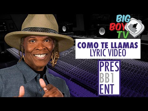 "Present - ""Como Te Llamas"" (Lyric Video) [Future Parody] 