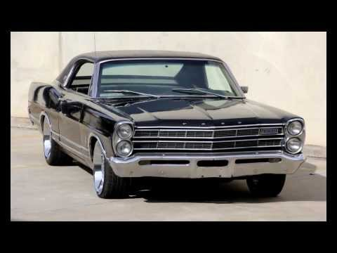 1967 USA Ford LTD Galaxie Fastback Coupe 390 Big Block V8 -- 3-Speed Auto