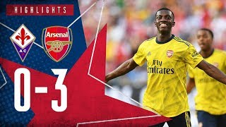 Video Eddie Nketiah can't stop scoring! | Fiorentina 0-3 Arsenal - International Champions Cup highlights MP3, 3GP, MP4, WEBM, AVI, FLV Juli 2019