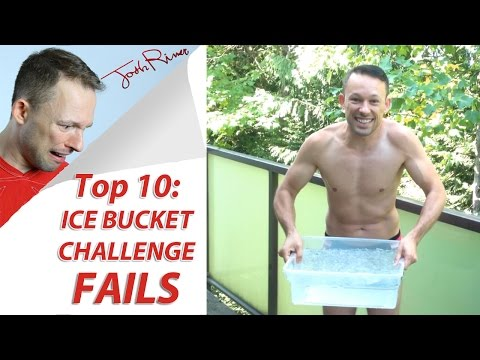 Top 10: Ice Bucket Challenge FAILS