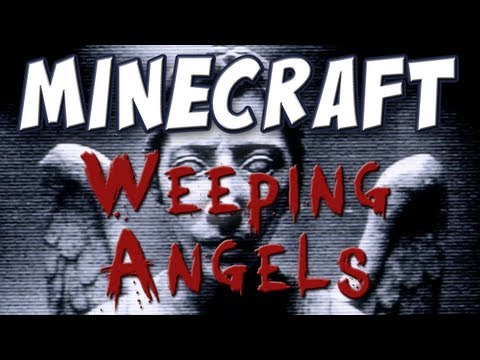 Minecraft - Weeping Angels Mod Spotlight Video