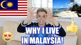 Video WHY I LIVE IN MALAYSIA! | Mark O'Dea MP3, 3GP, MP4, WEBM, AVI, FLV Juli 2018