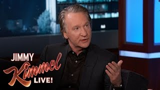 Bill Maher on Terrorism and the Charlie Hebdo Attack