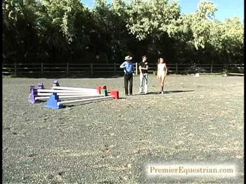 Cavaletti Training- How to Space Cavaletti - Horse Training