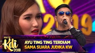 Video MIRIP BGT! AYU TING TING Pangling Sama Suara JUDIKA KW - Road To KDI 2019 (3/7) MP3, 3GP, MP4, WEBM, AVI, FLV Agustus 2019