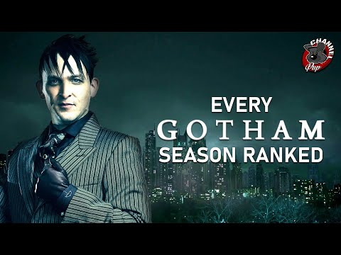 Every Season of Gotham Ranked from Worst to Best