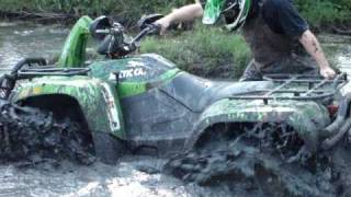 10. CanAm Renegade X 800R vs. Arctic Cat MudPro 700