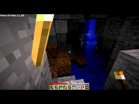preview-Let\'s Play Minecraft Beta! - 021 - Diamond or Bust! (part 1/4) (ctye85)