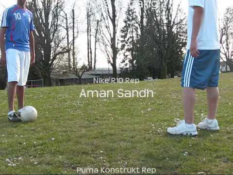PoolHouse Productions© - Soccer Ad Credits and Bloopers