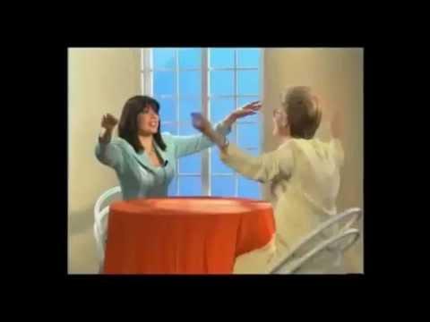 Наталья Дарьялова в гостях у Елены Малышевой демонстрирует приемы Ключа