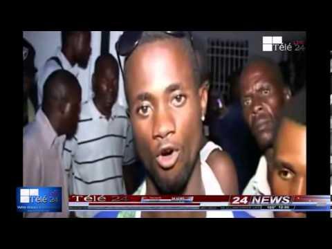 TÉTÉ 24 LIVE: Plusieurs morts, Grave accident à KINSHASA, Mini Bus 207  fait une chute libre dans la rivière Kalamu, Télé 24 live interpelle les autorités Congolaise