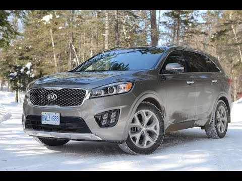 2016 Kia Sorento Review