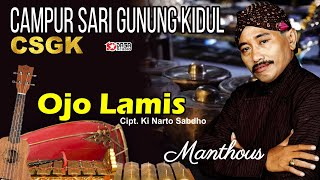 Ojo Lamis - Manthous