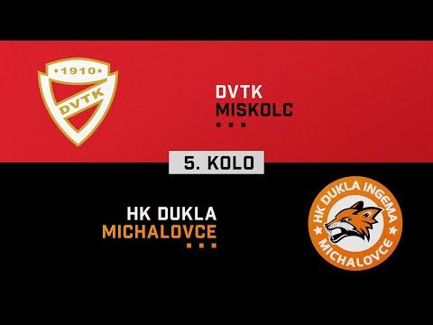 2020/2021 Tipos Extraliga, 5. forduló: DVTK Jegesmedvék- HK Dukla Michalovce