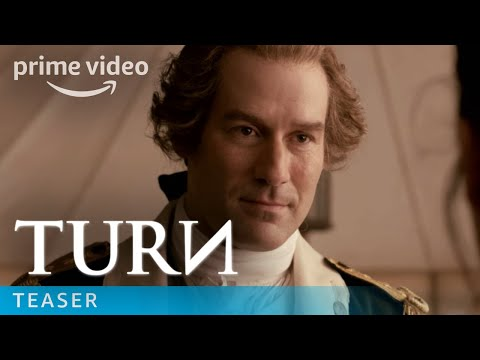Turn Season 3 (Promo 'Deceit, Betrayal, Treachery')