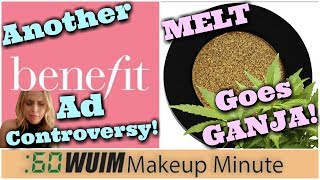 Today in makeup and beauty news, Benefit launches another controversial ad regarding concealer and one night stands, Jaclyn Hill x Morphe relaunches, Melt Cosmetics releases the first shade in their Hot Box collection called Ganja, and Lisa Eldridge sneaks the Fall Lancome collection!***********Thanks for subscribing to my channel (https://www.youtube.com/subscription_center?add_user=jenluvsreviews) ! I specialize in thorough makeup reviews (Monday, Wednesday, Friday) that give you WAY more than the typical YouTube review including ingredient analysis, close up finger/brush swatches, and MORE! You'll also find What's Up in Makeup (Sunday) and the Makeup Minute (Monday-Friday) giving you the most UP TO DATE information about what is happening in the beauty industry, new product releases and MORE!FTC: *******************Visit our AWESOME Facebook Community! https://www.facebook.com/groups/whatsupinmakeup/*******************Instagram: jenluvsreviewsPeriscope: jenluvsreviewsTwitter: http://www.twitter.com/jenluvsreviews*******************Many YouTubers have inspired my choices for how I create content. Below are the people that have made the biggest impact!EmilyNoel83https://www.youtube.com/user/emilynoel83Stephanie Nicolehttps://www.youtube.com/user/MsStephNicEshani at TotalMakeupJunkie101https://www.youtube.com/user/TotalMakeupJunkie101Tati at GlamLifeGuruhttps://www.youtube.com/user/GlamLifeGuruCassie from Thrift Thickhttps://www.youtube.com/user/thriftthickPhilip DeFrancohttps://www.youtube.com/user/sxephil************************Music used in my videos:Out-Tro music - [Melodic Dubstep] Electro Light ft. Kathryn MacLean - The Edge [NCS Release]https://www.youtube.com/watch?v=15mPfnEHhxsMakeup Minute - 3 Best Background Music Breaking News from Free Music https://www.youtube.com/watch?v=ZXNZiH7Acu0********************************Magic Links (go.magik.ly) support this channel at no cost to you. Learn more about Magic Links here: https://www.youtube.com/watch?v=MGxvZVK