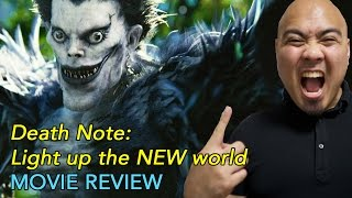 Nonton Death Note  Light Up The New World   Movie Review Film Subtitle Indonesia Streaming Movie Download