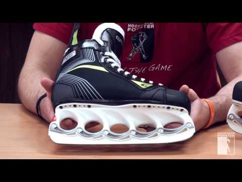 Testbericht Graf Supra G35 T Blade Schlittschuhe von Hockeyshop Forster