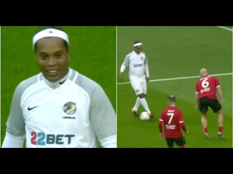 freekickerz ft. Ronaldinho vs All Star Legends (Real Football Match) - Thời lượng: 12 phút.