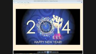 EYSC Review Of 2013 Outlook Of 2014 (Jananuray 2014) - Part 2