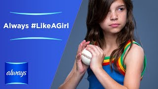Join Always in our epic battle to keep girls' confidence high during puberty and beyond. Using #LikeAGirl as an insult is a hard ...