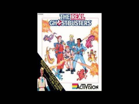 The Real Ghostbusters Amiga
