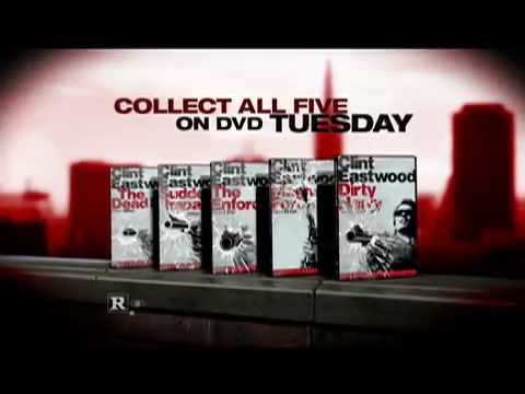 "Dirty Harry DVD TV Spot  ""Do You Feel Lucky?"""