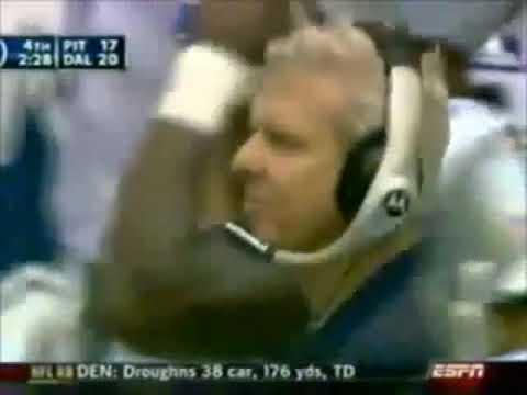 Steelers vs Cowboys 2004 Week 6