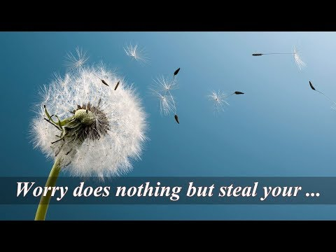 Quotes about happiness - Motivational Quotes. Worry does nothing but steal your joy and keep you very busy doing nothing.