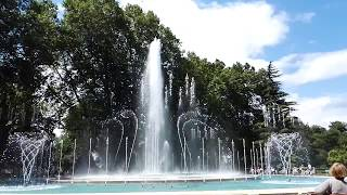 Compilation of three shows/songs from the muscial fountain on Margaret Island (Margitsziget) Budapest. The original duration was about 12 minutes.