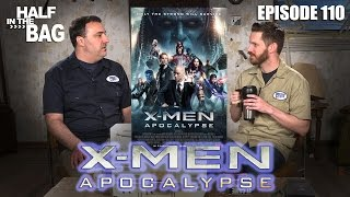 Video Half in the Bag Episode 110: X-Men: Apocalypse MP3, 3GP, MP4, WEBM, AVI, FLV Oktober 2018