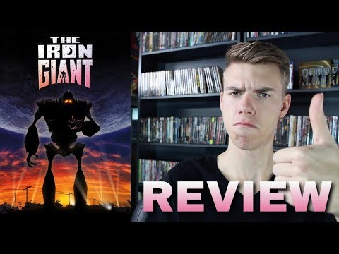 The Iron Giant (1999) Review