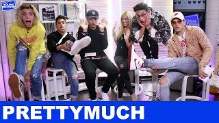 Video PRETTYMUCH: Teaching Fans Their Dance Moves! MP3, 3GP, MP4, WEBM, AVI, FLV Agustus 2018