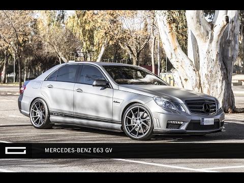 Mercedes-Benz E63 AMG GV  |  Ispiri Wheels FFR1D