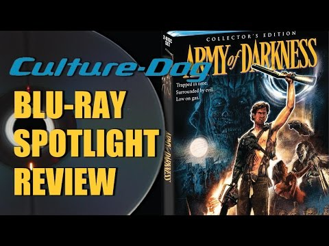 Blu-Ray Review – Army of Darkness [Collector's Edition] (1992)