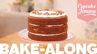 Hummingbird Cake Bake-Along | Cupcake Jemma Classics by Cupcake Jemma