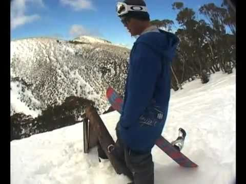 EEVP – 2010 OFFICIAL Mt Hotham Snowboard Video