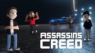 Hi-Rez & Forever MC - Assassins Creed Ft Tech N9ne, Token, Passionate MC (Music Video)