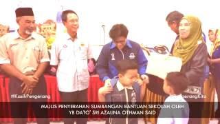 Murid-Murid Sekolah Parlimen Pengerang Terima Sumbangan Bantuan Persekolahan 2017