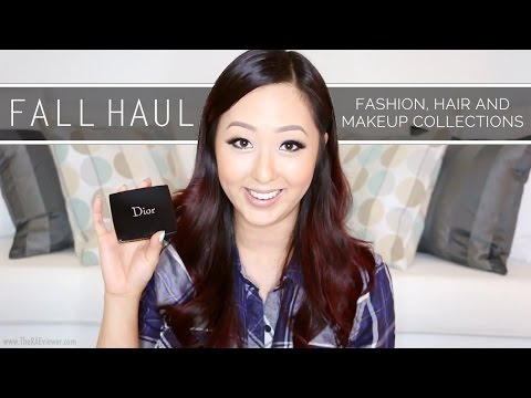 haul - PLEASE 'LIKE' and expand! Watch my latest FALL '14 Makeup Review + Tutorial HERE: http://youtu.be/X361f14T3NQ ♡ More haul details and Tom Ford Fall '14 & JUICE CLEANSE update here: http://bit...