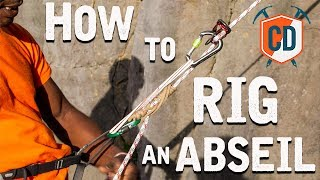 How To Set Up An Abseil | Climbing Daily Ep.1545 by EpicTV Climbing Daily