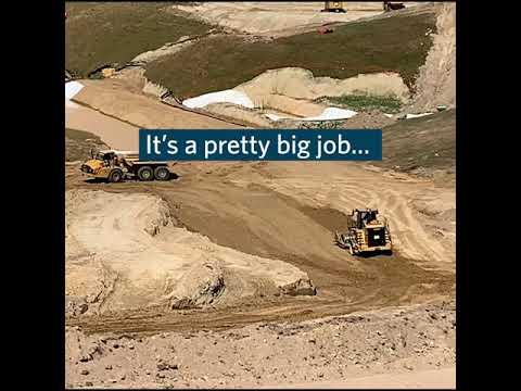 Te Ahu a Turanga: Construction is underway!